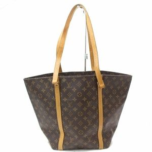 Auth Louis Vuitton Sac Shopping Tote #1504L19